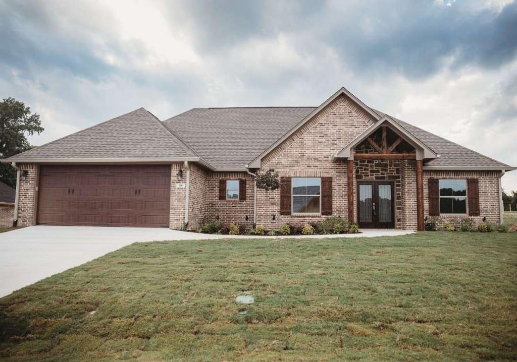 Photo of home for sale at 136 PR 4101, Gilmer TX