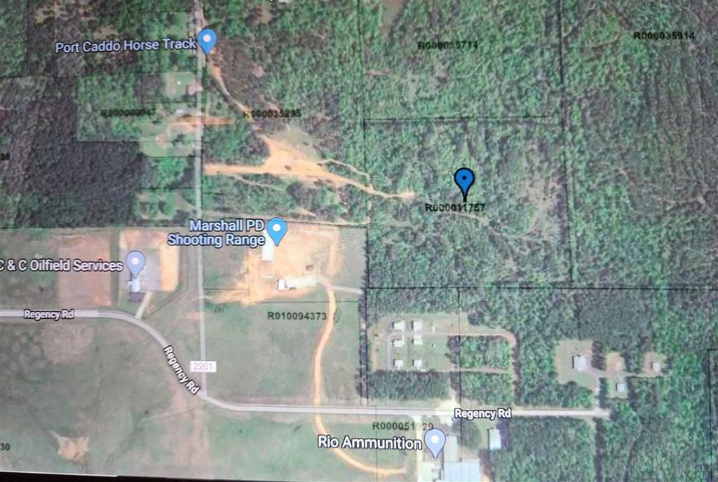 Photo of home for sale at Tbd Regency Rd, Marshall TX