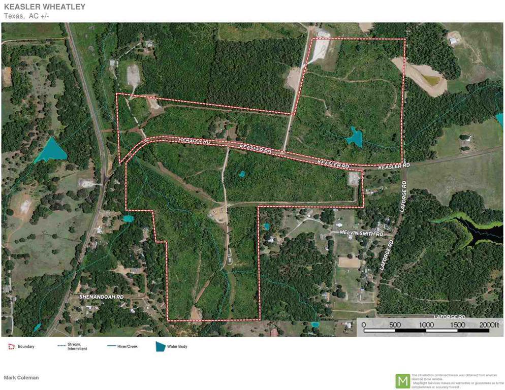 Photo of home for sale at LOT 1 Keasler Rd, Hallsville TX