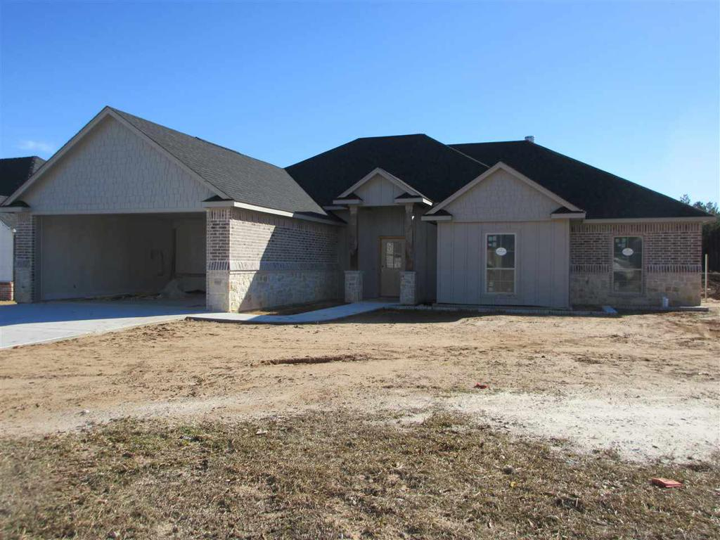 Photo of home for sale at 122 Decoy Ln, Hallsville TX