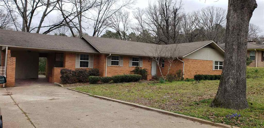 Photo of home for sale at 1400 GAY AVE N, Gladewater TX