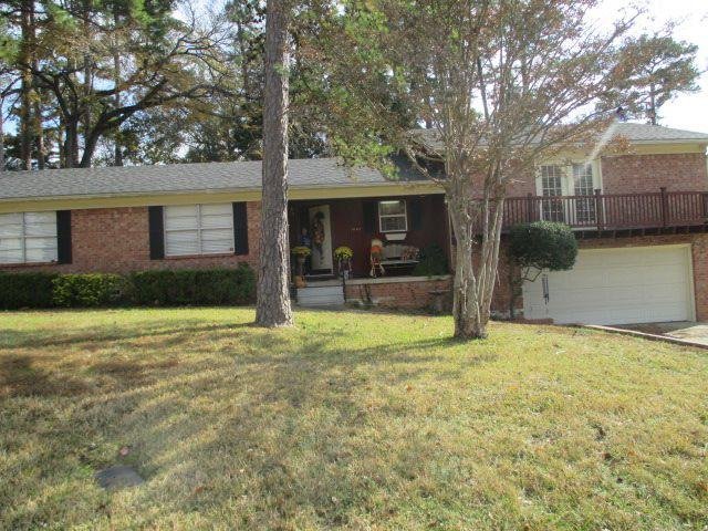 Photo of home for sale at 1605 TIMBERLINE, Henderson TX