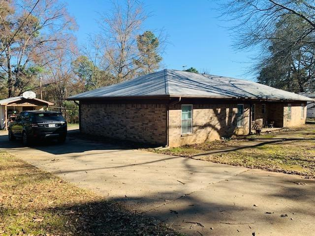 Photo of home for sale at 604 WILDROSE, Lone Star TX