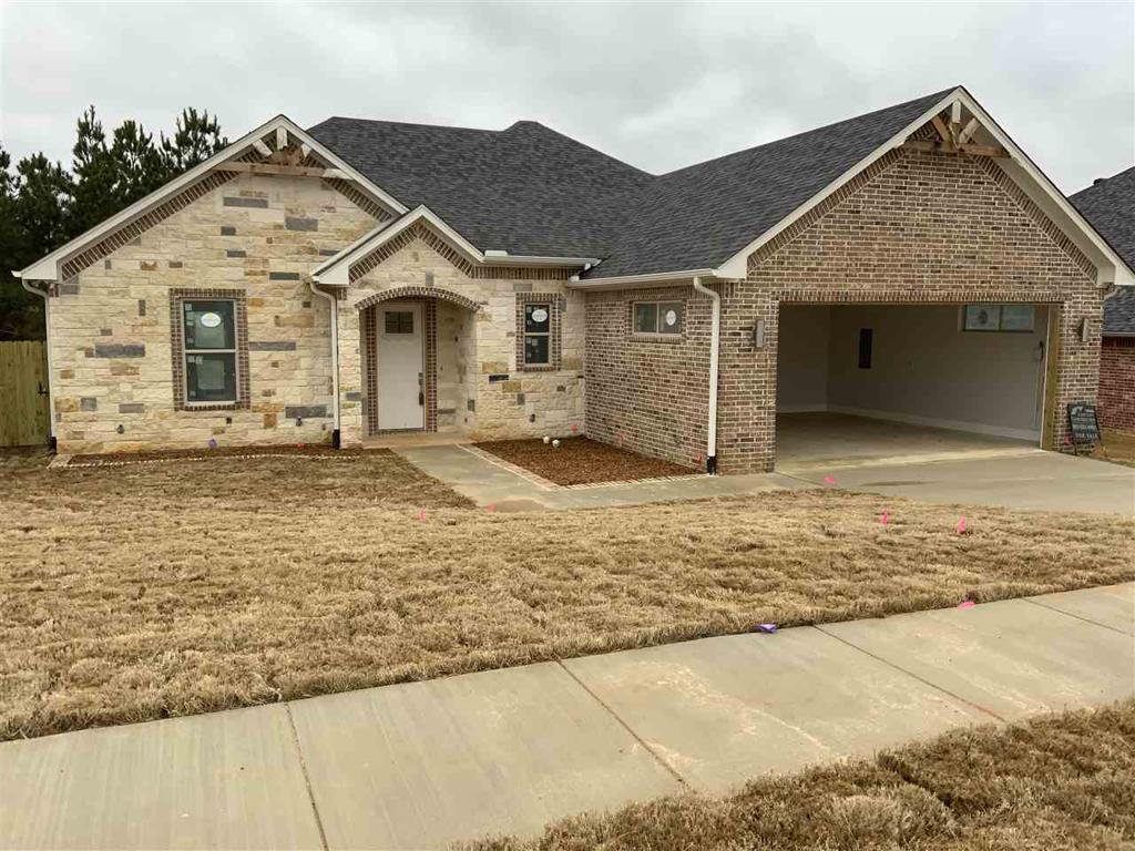 Photo of home for sale at 1158 Nate Circle, Bullard TX