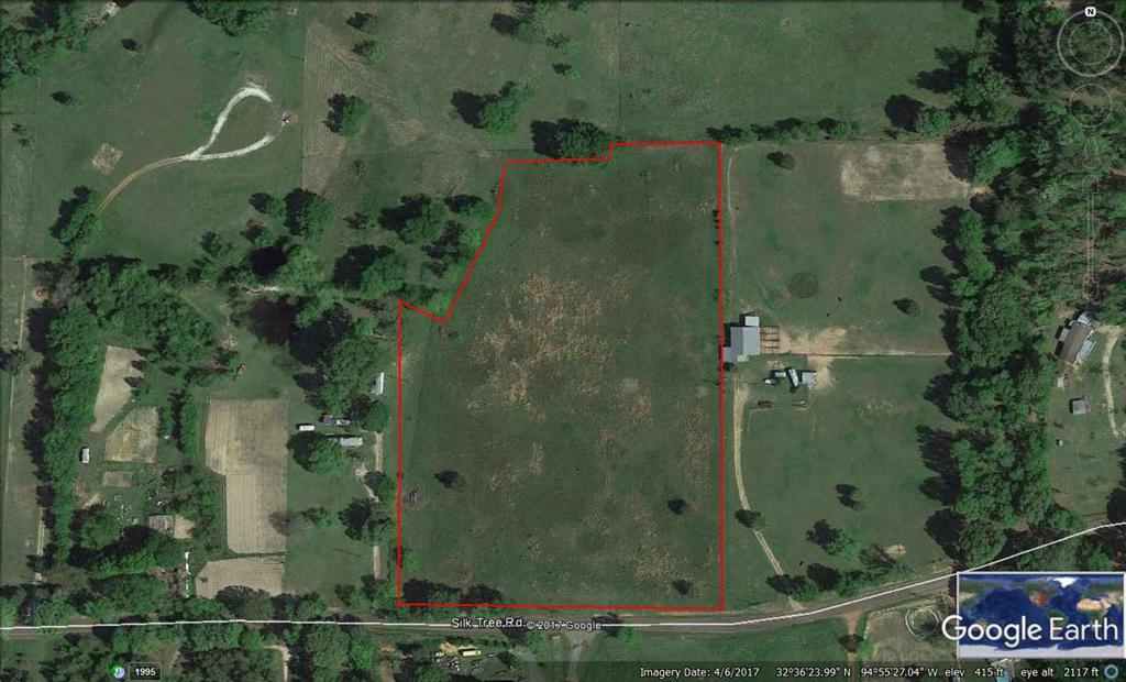 Photo of home for sale at 000 Silk Tree Rd., Gilmer TX