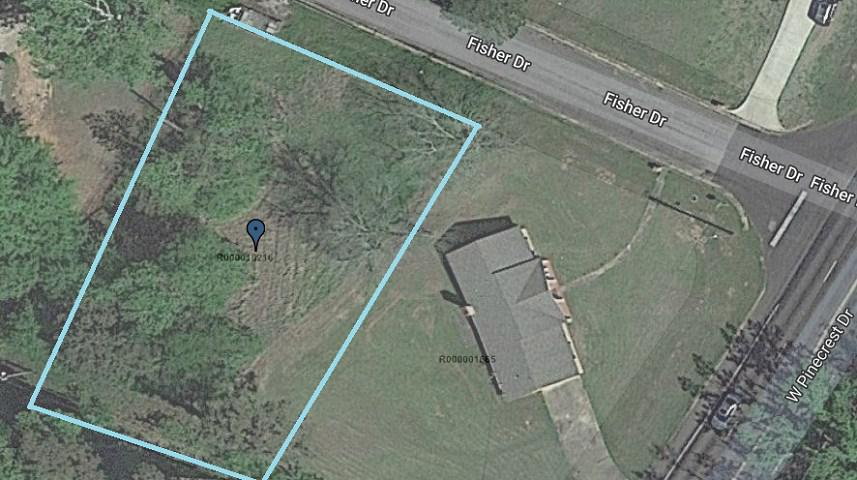 Photo of home for sale at TBD Fisher Rd., Marshall TX
