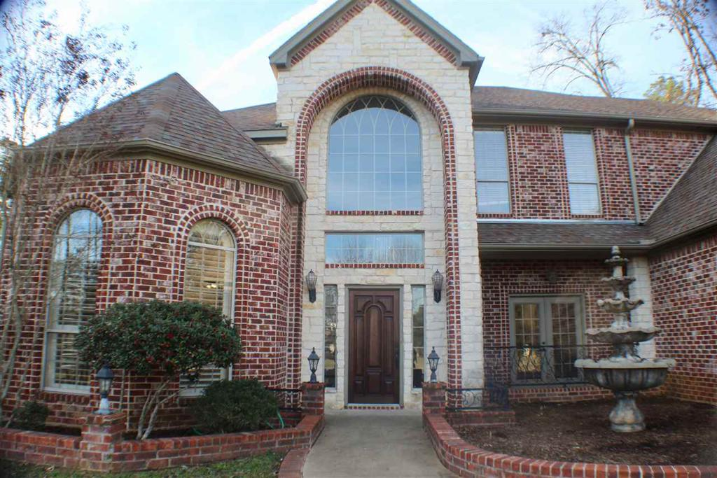 Photo of home for sale at 265 Timberlake Ranch Road, Hallsville TX