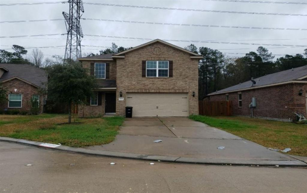 Photo of home for sale at 20450 Lookout Bend Dr, Humble TX