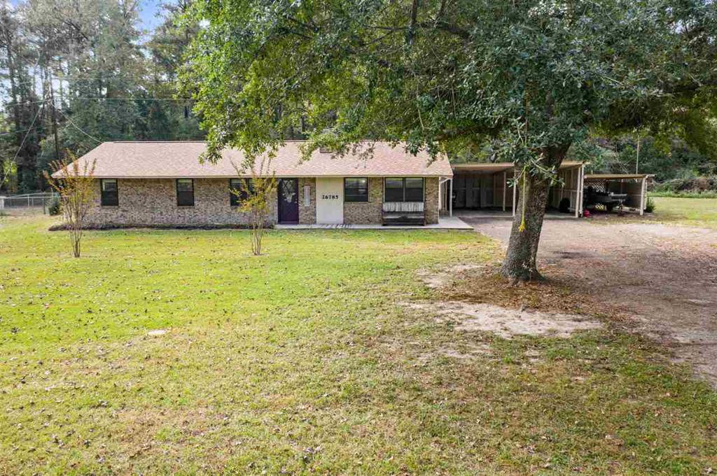 Photo of home for sale at 26785 W HWY 77, Naples TX