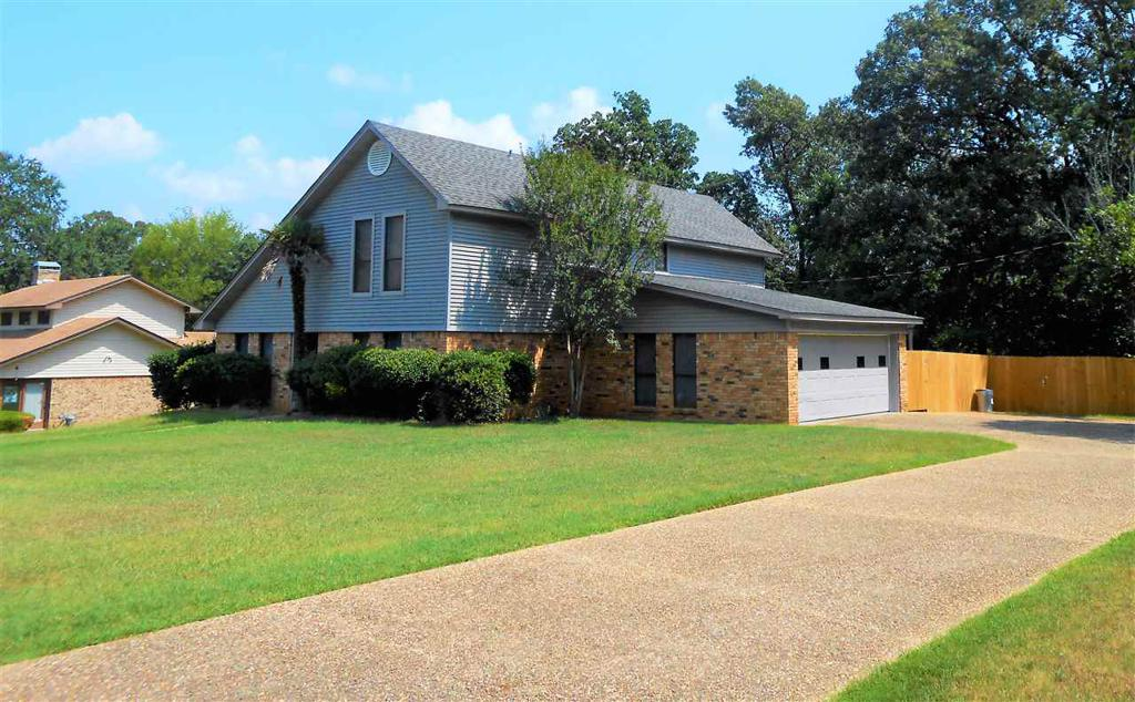 Photo of home for sale at 1809 Azalea, Gilmer TX