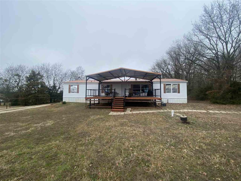 Photo of home for sale at 1075 NW CR 1012, Mount Vernon TX