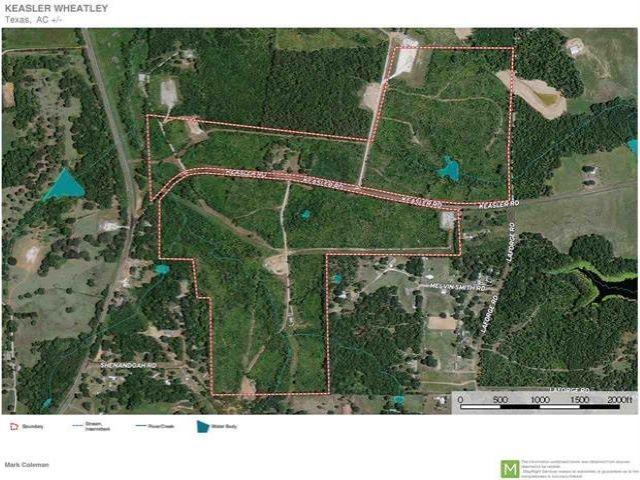 Photo of home for sale at LOT 2 Keasler Rd, Hallsville TX