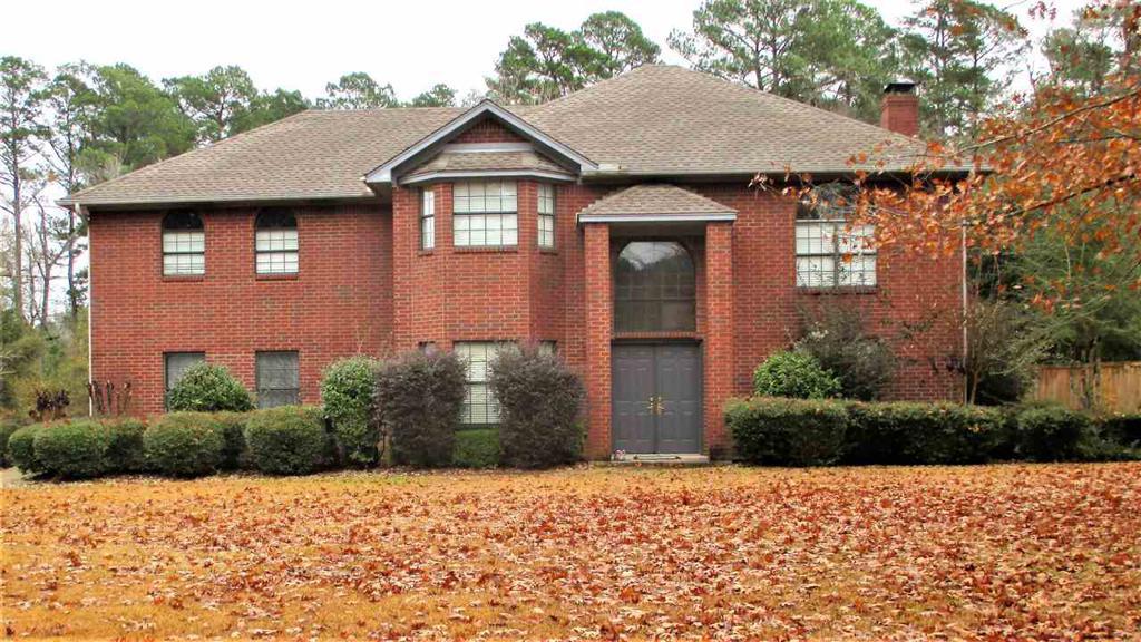 Photo of home for sale at 525 Trailridge Circle, Hallsville TX