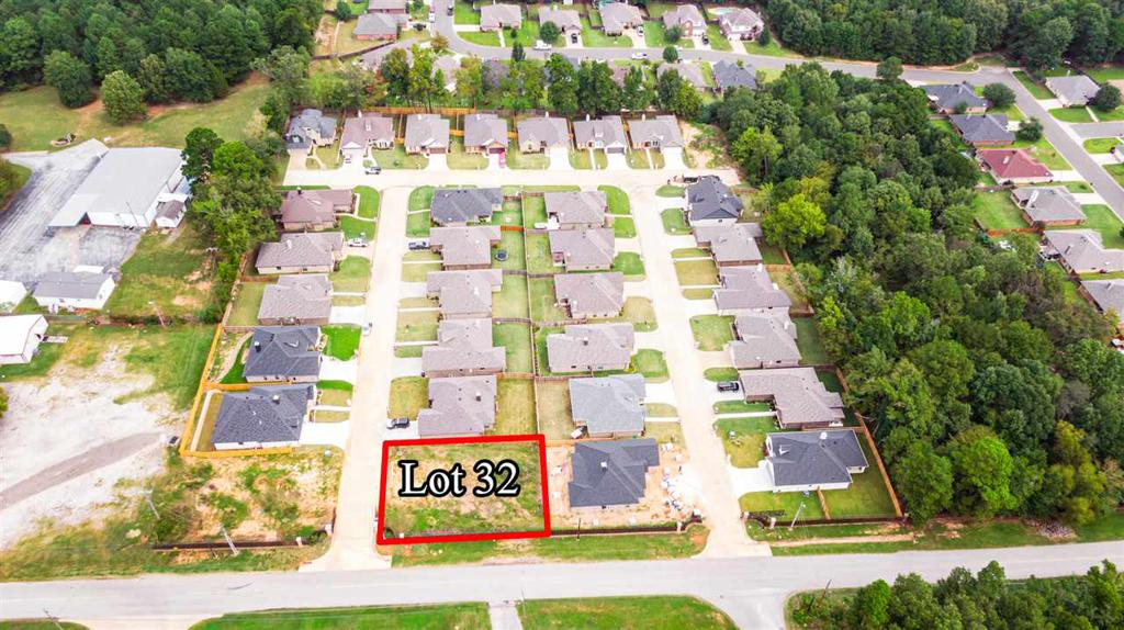 Photo of home for sale at LOT 32 CHAMPIONS DR, Hallsville TX