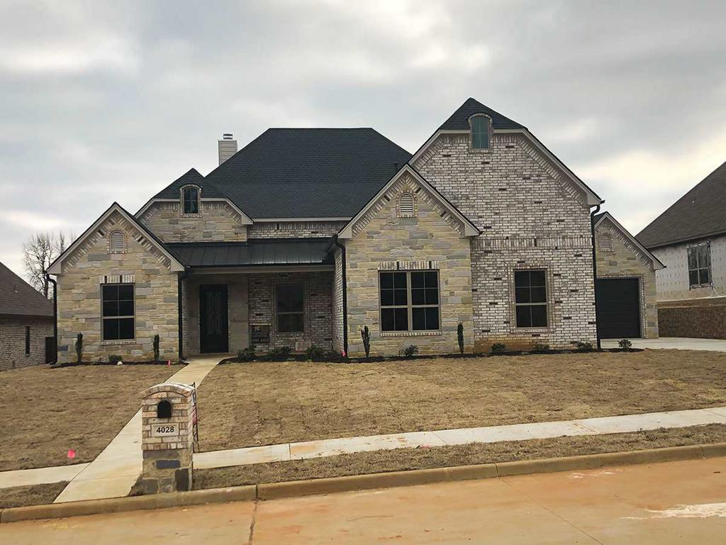 Photo of home for sale at 4028 HIDDEN HILLS, Longview TX