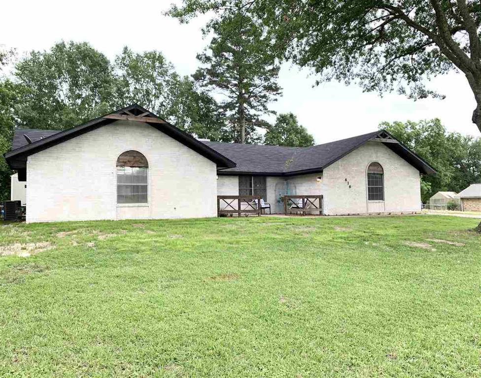 Photo of home for sale at 616 MOTLEY, Overton TX
