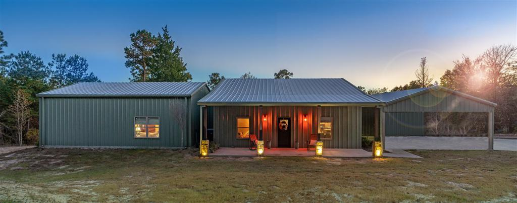 Photo of home for sale at 1498 Liberty Rd., Harleton TX