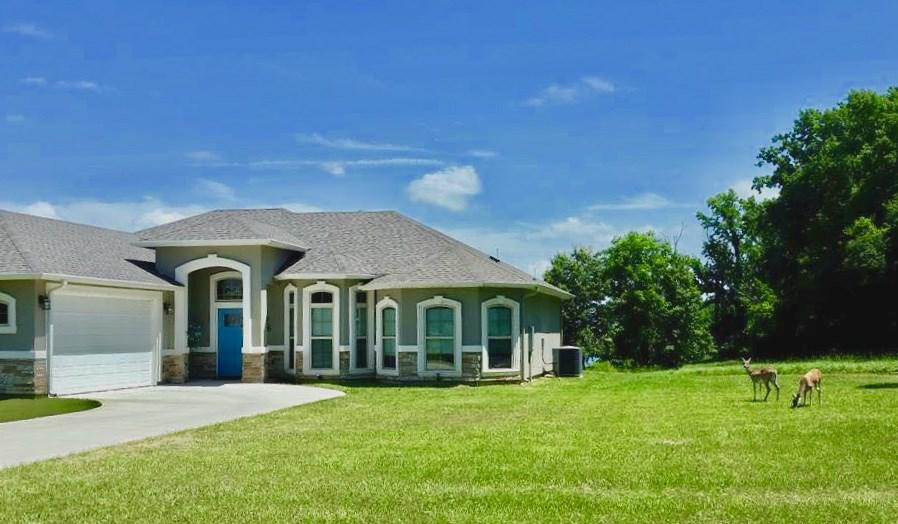 Photo of home for sale at 559 PR 2712, Mt Pleasant TX