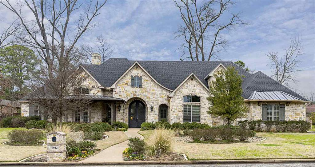 Photo of home for sale at 1403 Mary Lee LN, Longview TX