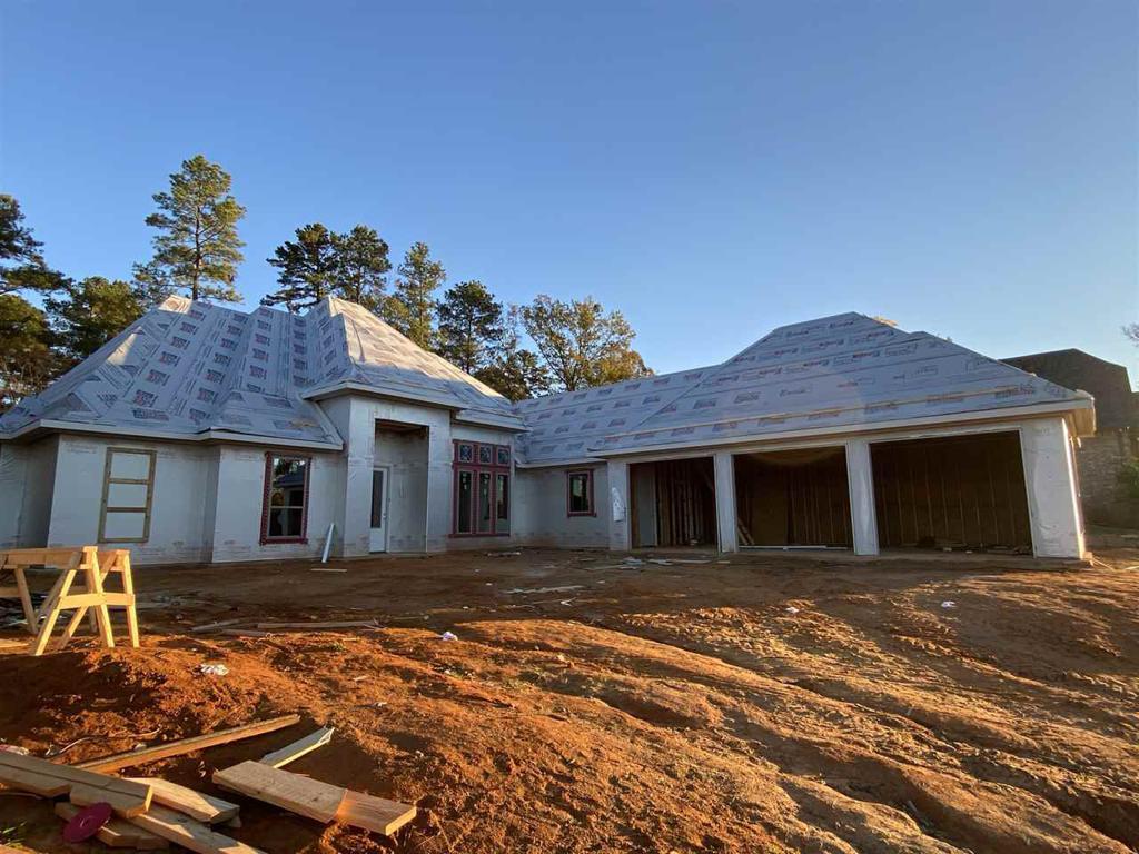 Photo of home for sale at 4019 Hidden Hills Cir, Longview TX