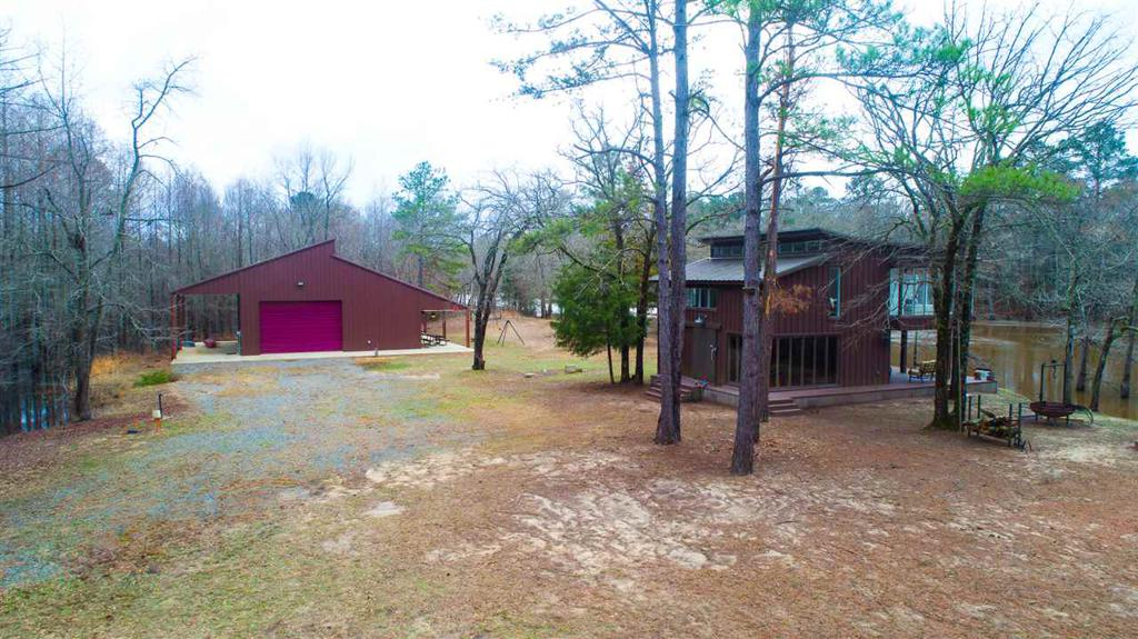 Photo of home for sale at 376 Marion CR 3215, Jefferson TX