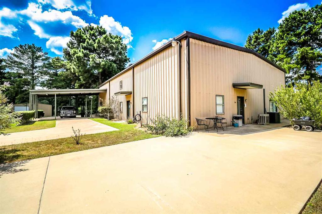 Photo of home for sale at 268 JOY LANE, Hallsville TX
