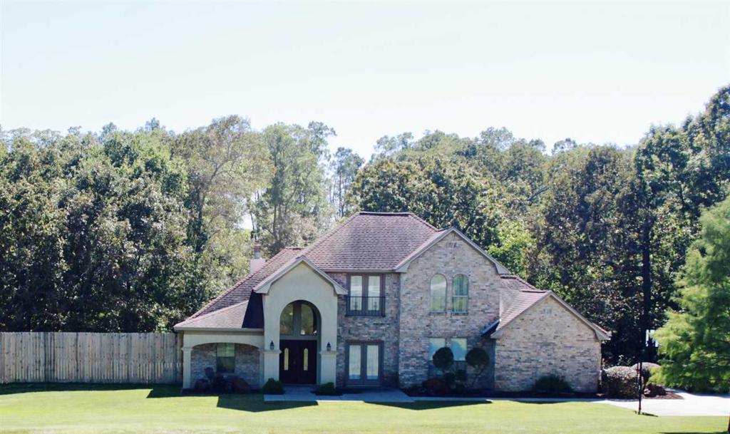 Photo of home for sale at 1641 Ferguson Rd, Harleton TX