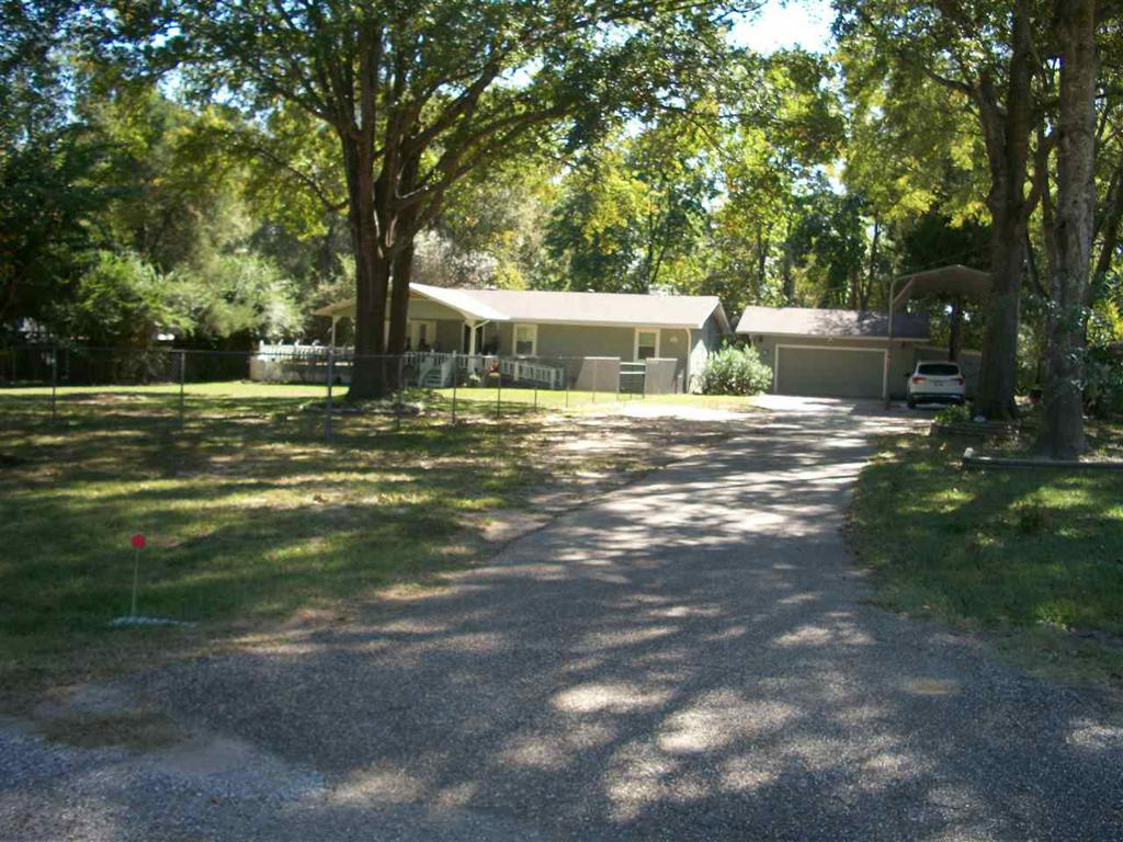 Photo of home for sale at 190 CEDAR BEND, Gladewater TX