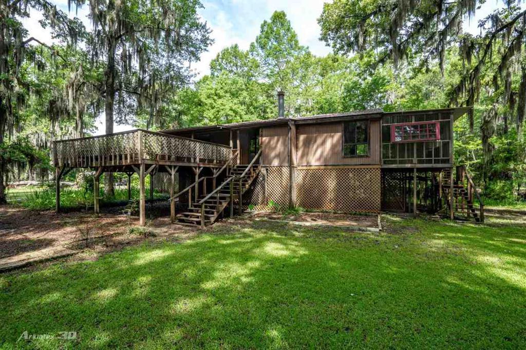 Photo of home for sale at 414 PR 2422/Big Oak Rd, Karnack TX