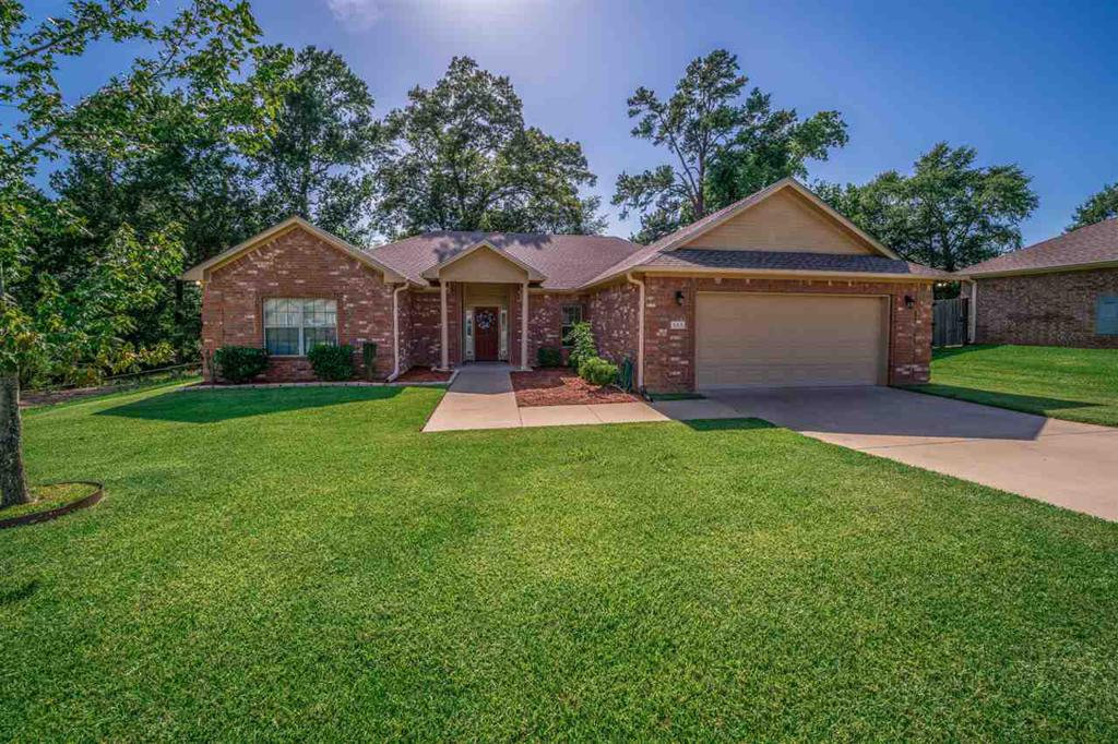 Photo of home for sale at 123 Lakeway, Longview TX