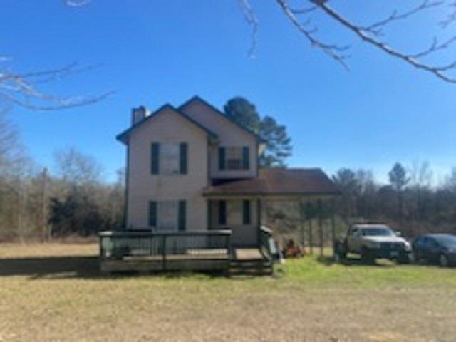 Photo of home for sale at 13411 FM 1662, Laneville TX
