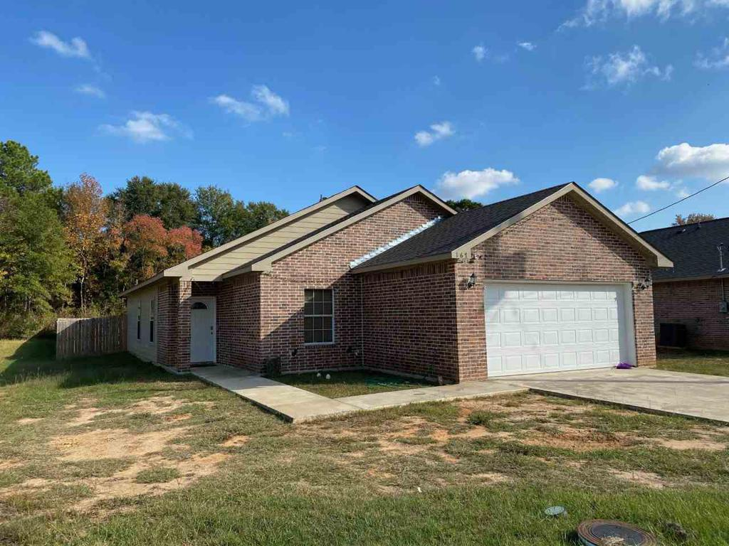 Photo of home for sale at 167 Tupelo, Pittsburg TX