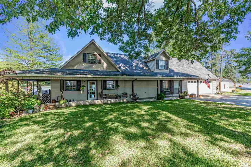 Photo of home for sale at 1259 CR 184, Carthage TX