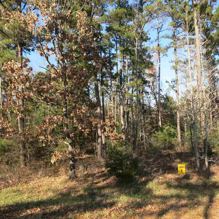 Photo of home for sale at Lot 7 Lake Gladewater Dr, Gladewater TX