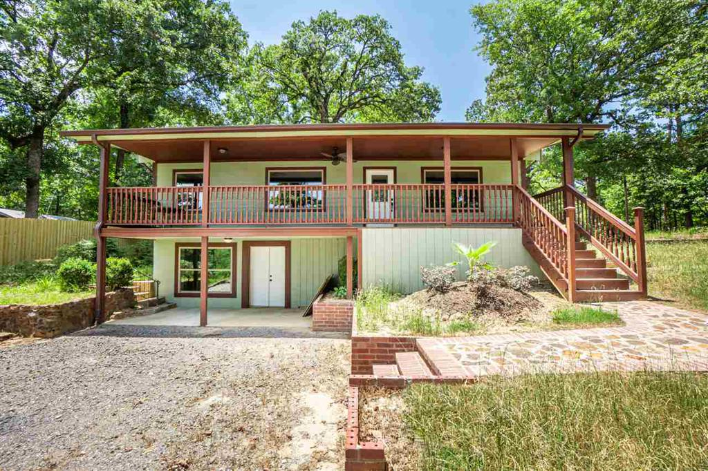 Photo of home for sale at 160 Summit Drive, Avinger TX