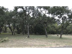 Property for sale at 0 Park Lane Dr, Garden Ridge,  Texas 78266