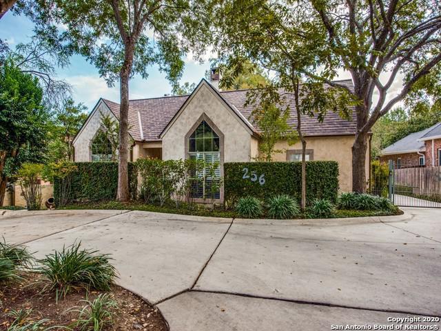 256 Montclair Ave Alamo Heights TX 78209