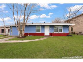 Property for sale at 262 Westoak Rd, San Antonio,  Texas 78227