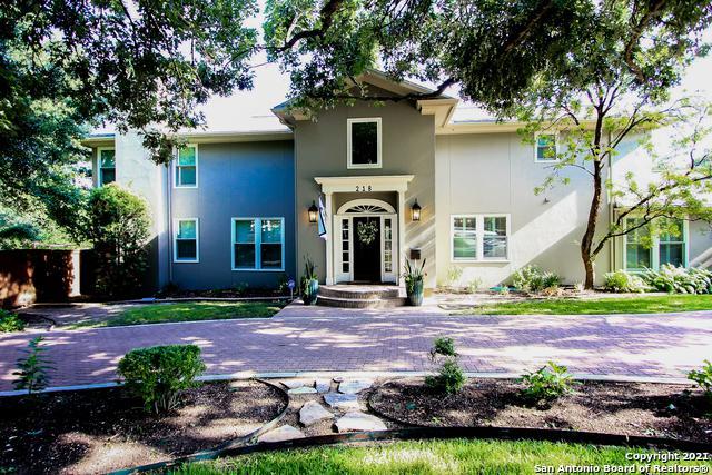 218 Ridgemont Ave Terrell Hills TX 78209
