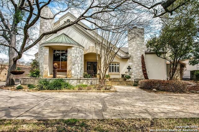 140 Auburn Place Terrell Hills TX 78209