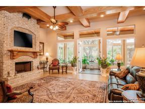 Property for sale at 8410 Wild Wind Park, Garden Ridge,  Texas 78266