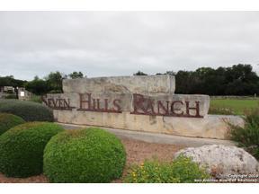 Property for sale at 7815 Double Rock, Garden Ridge,  Texas 78266