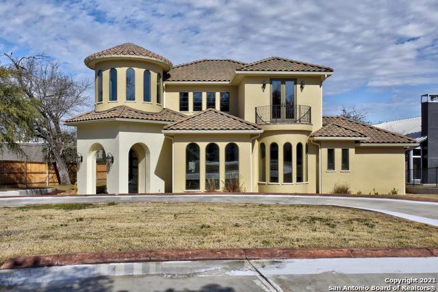 201 Elizabeth Rd Terrell Hills TX 78209
