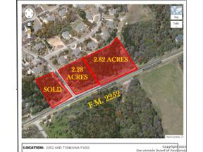 Property for sale at 1 Fm 2252, Garden Ridge,  Texas 78266