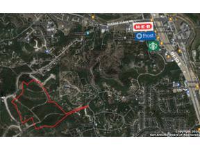 Property for sale at 102 ACRES ON Cielo Vista Dr, San Antonio,  Texas 78255