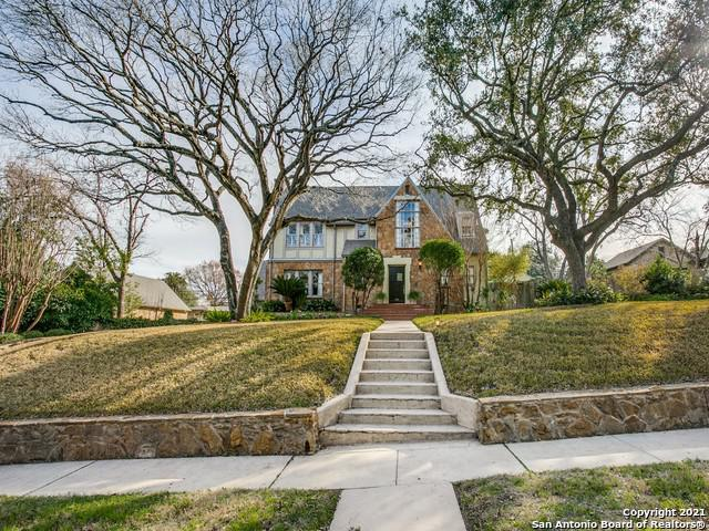 234 Cloverleaf Ave Alamo Heights TX 78209