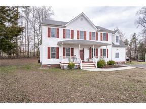 Property for sale at 18544 Twisted Oak Court, Colonial Heights,  Virginia 23834