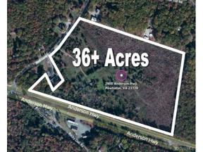 Property for sale at 2900 Anderson Highway, Powhatan,  Virginia 23139