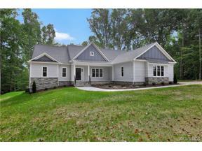 Property for sale at 15 Maple Lake Circle, Powhatan,  Virginia 23139