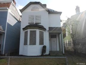 Property for sale at 1209 N 20th Street, Richmond,  Virginia 23223